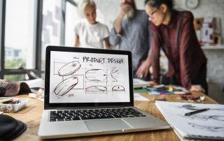 product design, industrial design